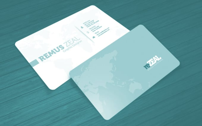 Free Blank Business Cards Templates