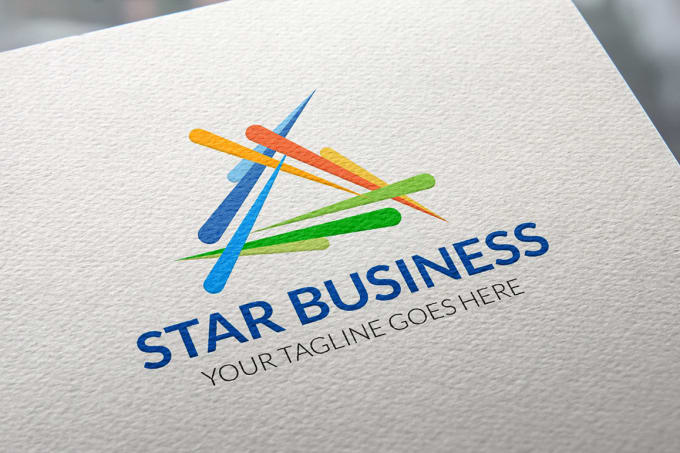 Graphic design company logos