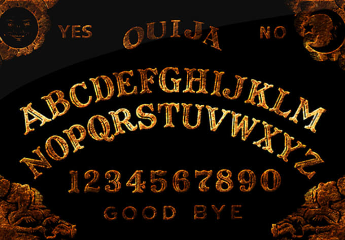 LinkedVER1 Blank Wood Ouija Board Planchette With Eye W EyeThe New Black Magic And The Truth About J