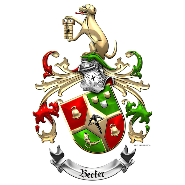 Family Coat of Arms Picture with Family Crest amp Coat of