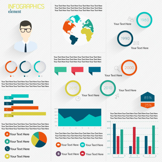 Infographic creator for kids