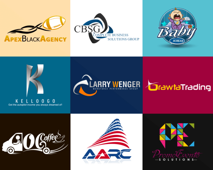 Logo Maker  Create a Unique Logo Design for Free  Tailor