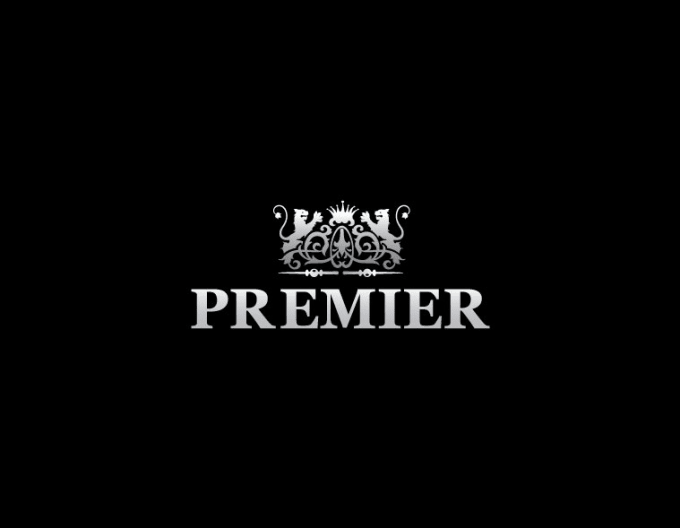 Luxury font for logo design