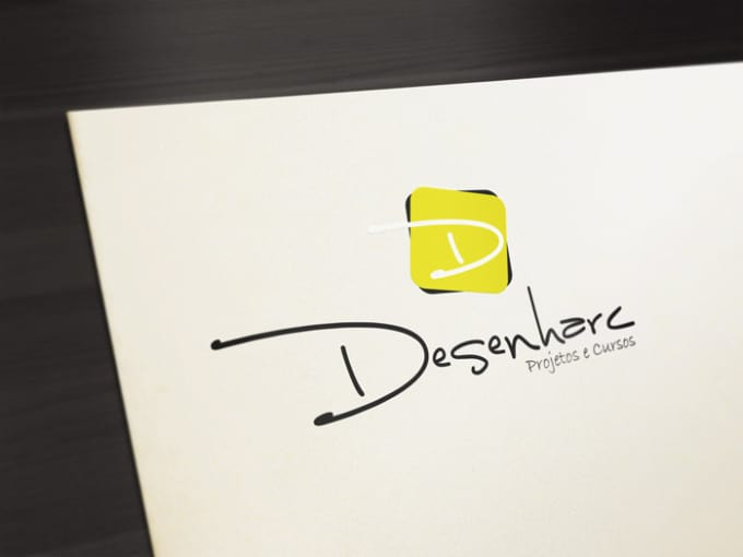 Personal logos for graphic designers