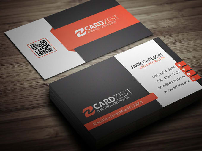 23 Professional Business Cards  Free  Business Templates
