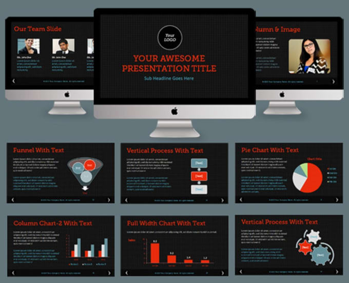 Professional Looking Powerpoint Templates