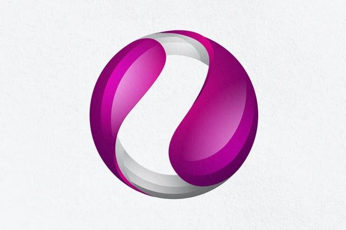 Circular logo online designer