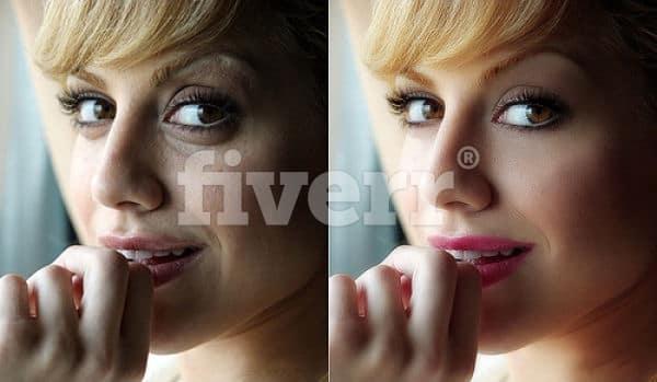 Как сделать глянцевые фото в фотошоп