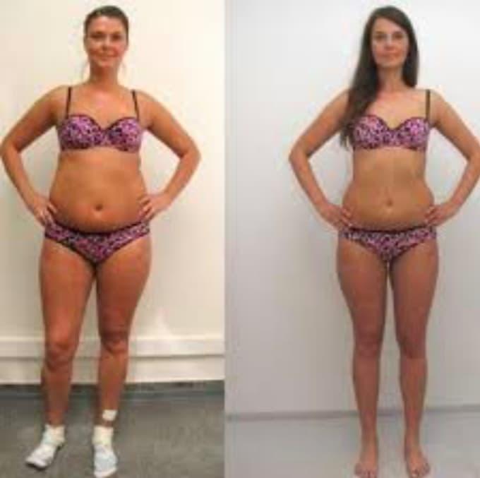 Как быстро похудеть на пару кг