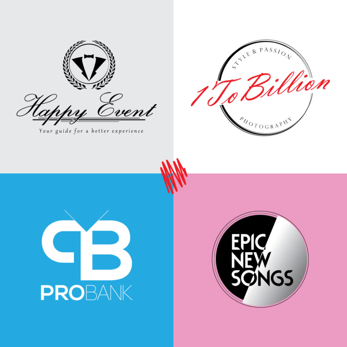 Logo and Brand identity pack  99designs