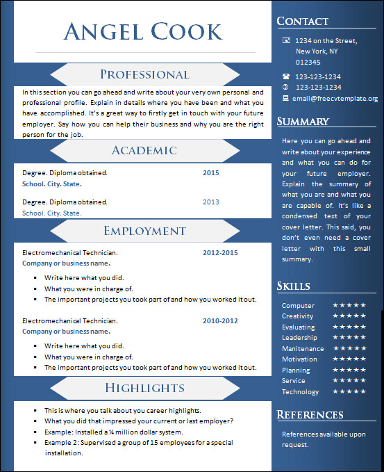 creative resume writing services online writing service