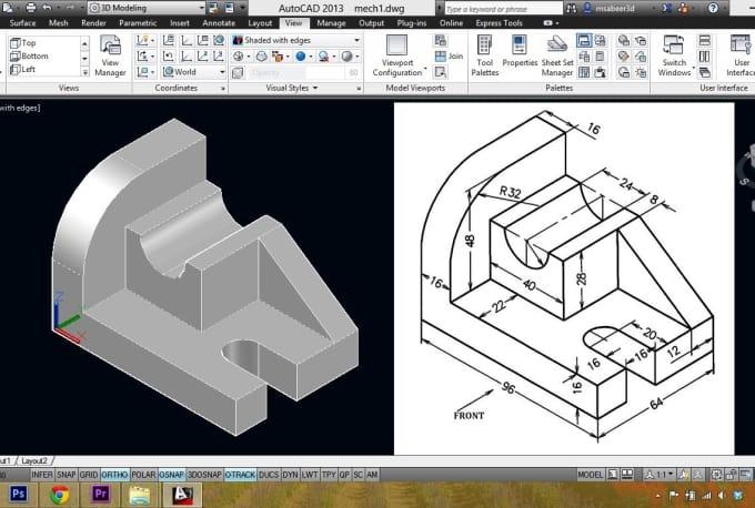 30 Best Free CAD Software Tools 2018 2D3D CAD Programs
