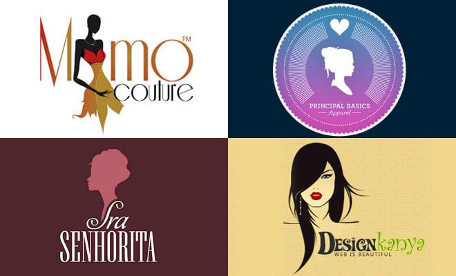 50 Simplistic amp Minimal Fashion Label Logo Designs
