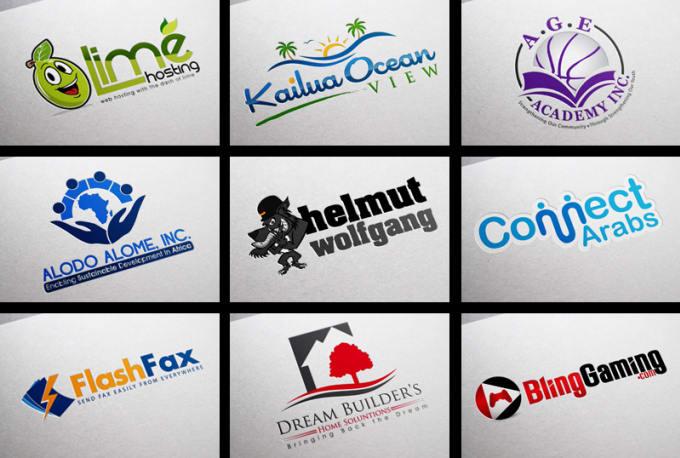 Logo Design by BusinessLogonet  Custom Company Logo and