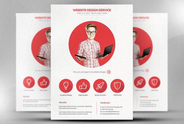 Как сделать листовку дизайн
