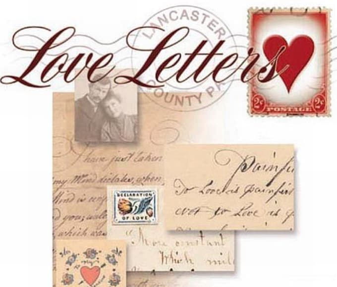 love letter for dating site