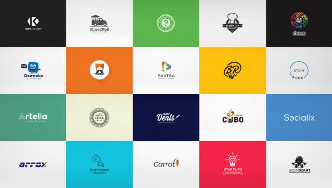 80 Fantastic Flat Logo Designs For Your Inspiration