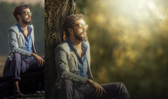 Change background in movie