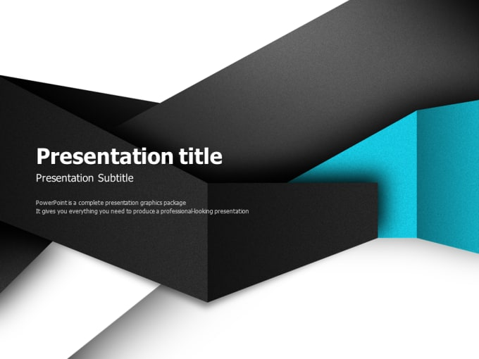 Template Presentation Powerpoint