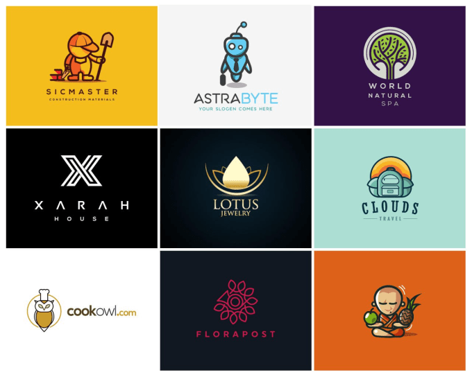 How to Design a Logo in 5 Steps  Tailor Brands