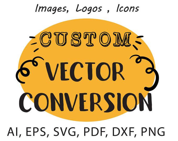 Astounding vectorized logo images