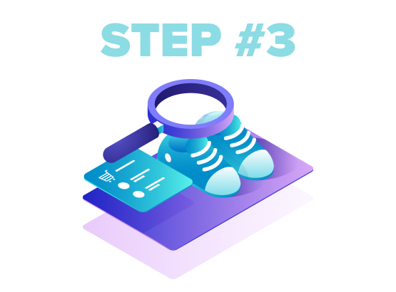 fiverr / E-Commerce LP / Step 3 / Image