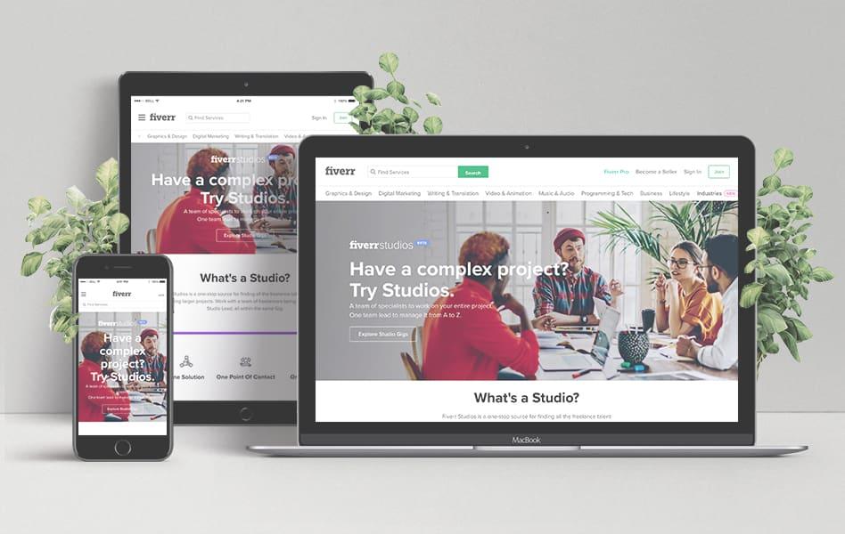App & Website Previews