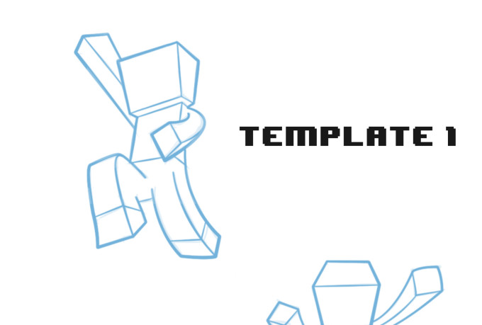 Beautiful Minecraft Character Template Ensign - Resume Ideas ...