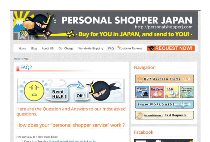assist you buying items in Japan and ship to you