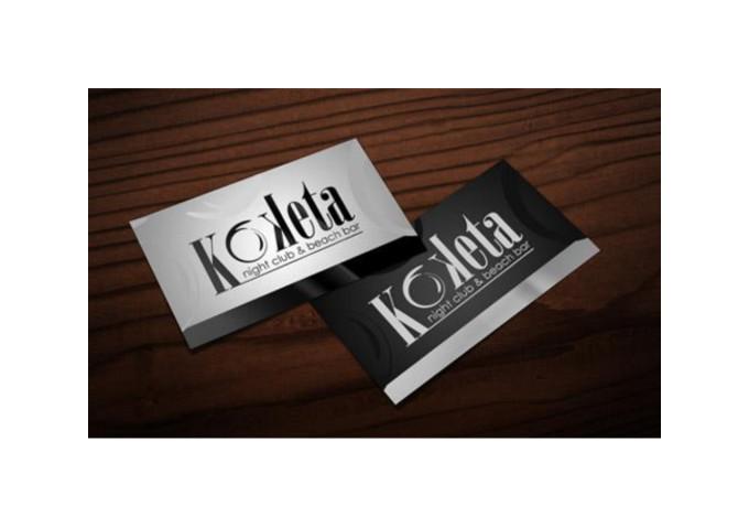 Design magnificent business card fiverr for Fiverr business cards