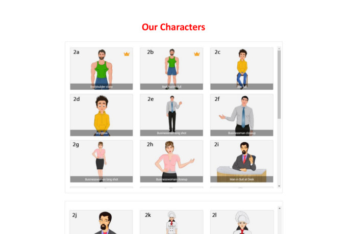 2d Character Design Pdf : Create a d or human spokesperson for your website by