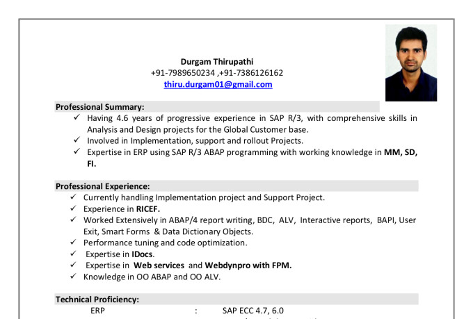 thirud4a41 : I will implement sap abap applications ,webdynpro and hana  modeling for $15 on www fiverr com