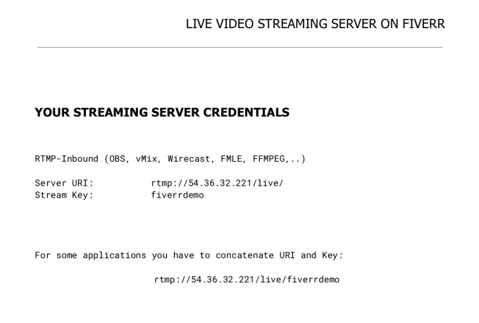 setup your nginx rtmp live video iptv streaming server