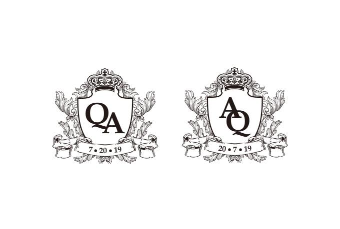 Design Any Wedding Initial Monogram By Arasystar