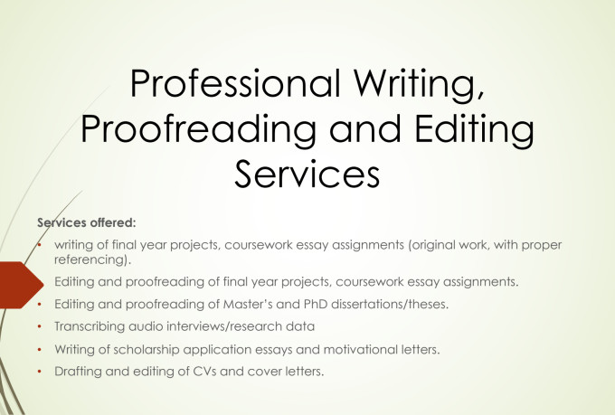 Professional homework proofreading services for masters popular movie review ghostwriting services for college