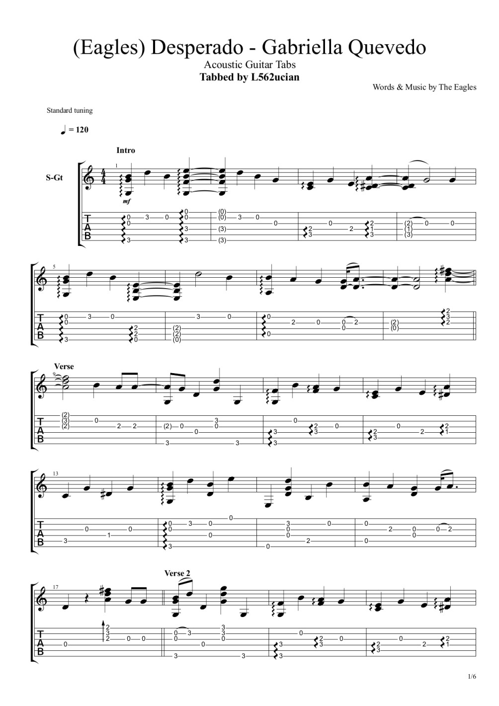 Transcribe Guitar Chords Tabs For Any Song By Elateditse