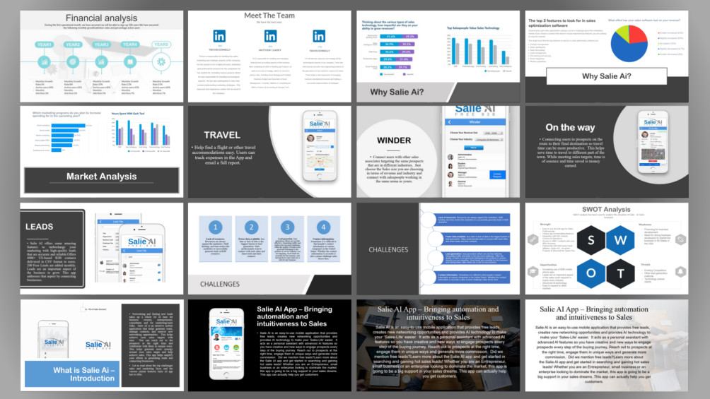 design winning investor pitch deck in 24hrs