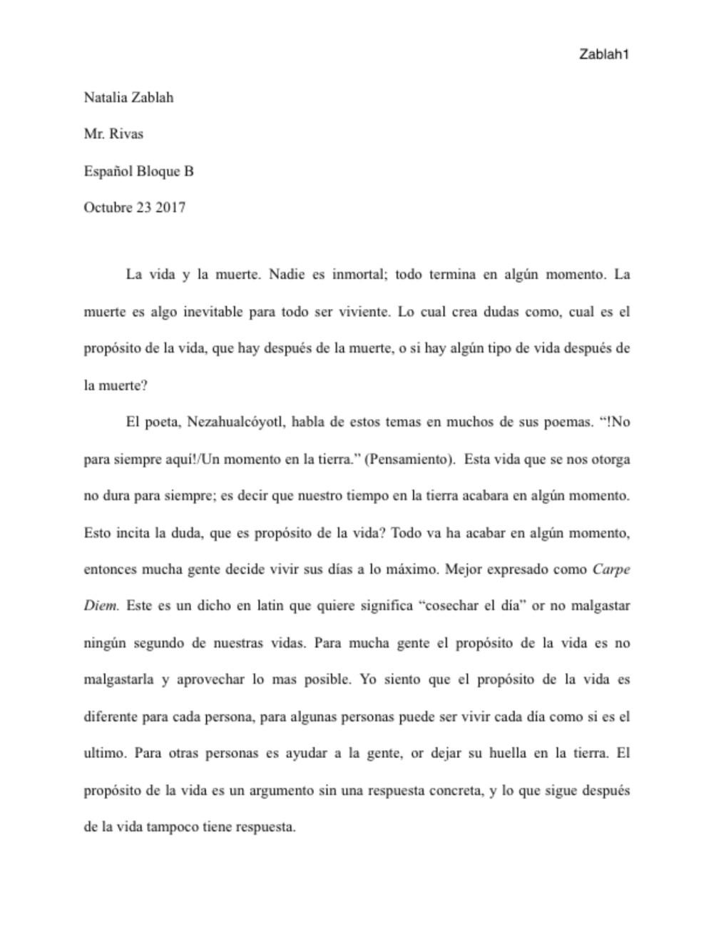 Translate From Spanish To English By Natzablah