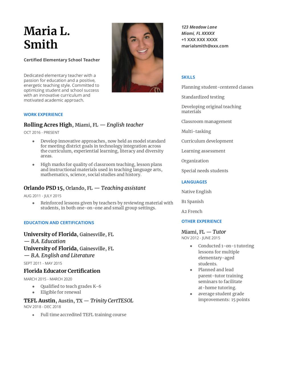 Edit Your Resume Cover Letter Or Linkedin Bio