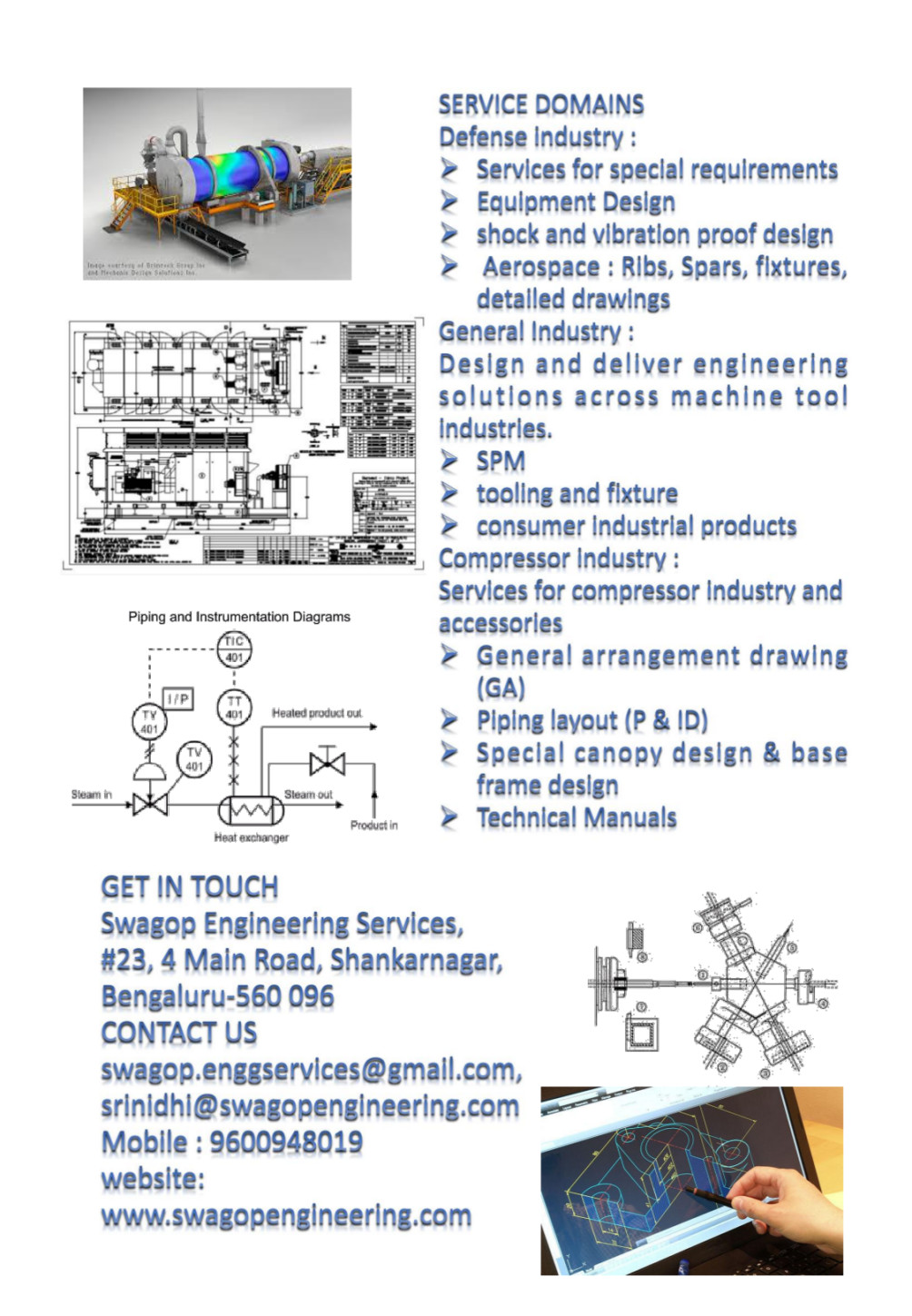 Expert In Mechanical Design And Engineering By Swagop Piping Layout Compressor