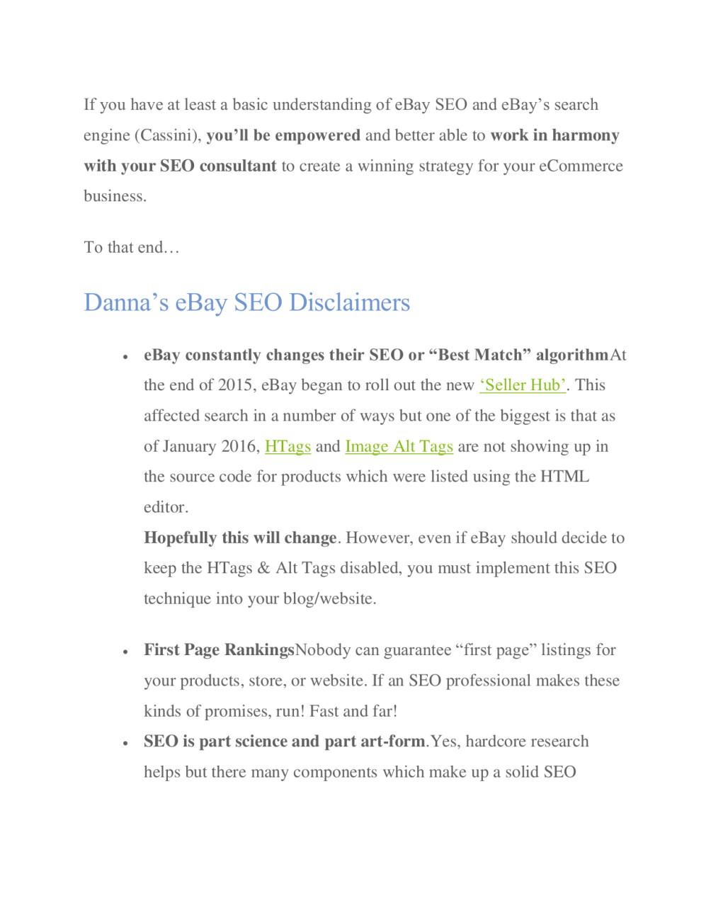 Write Seo Friendly Ebay Product Listing By Ameraltaf