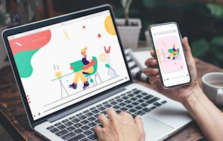 Lottie & Website Animation