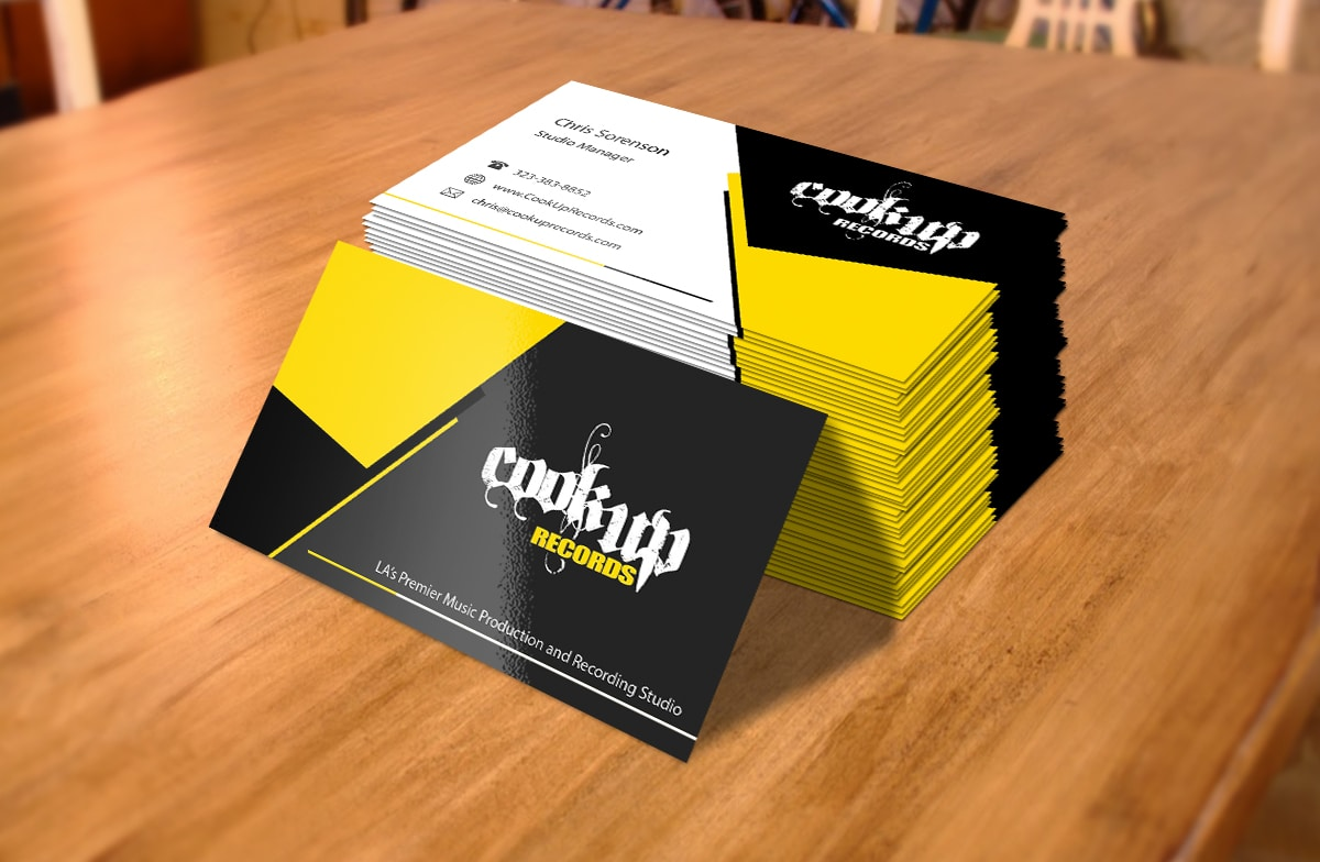 Create professional clean high quality business cards by fiversubz colourmoves