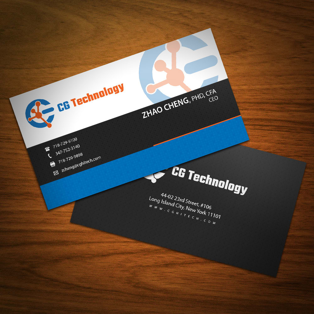Design front and back business card within 24 hrs by brytendesign reheart Image collections