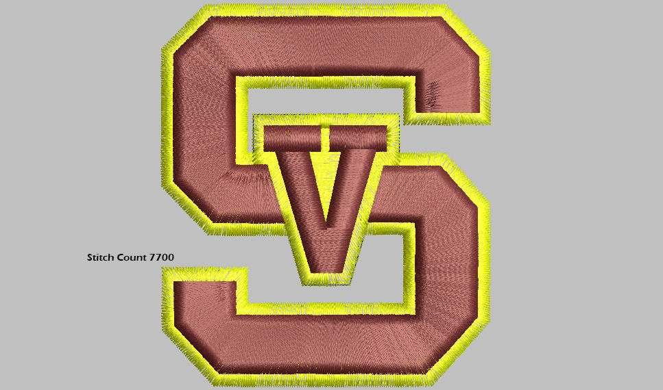 Do 3d Puff Embroidery Digitizing In 1 Hour By Spinturaart