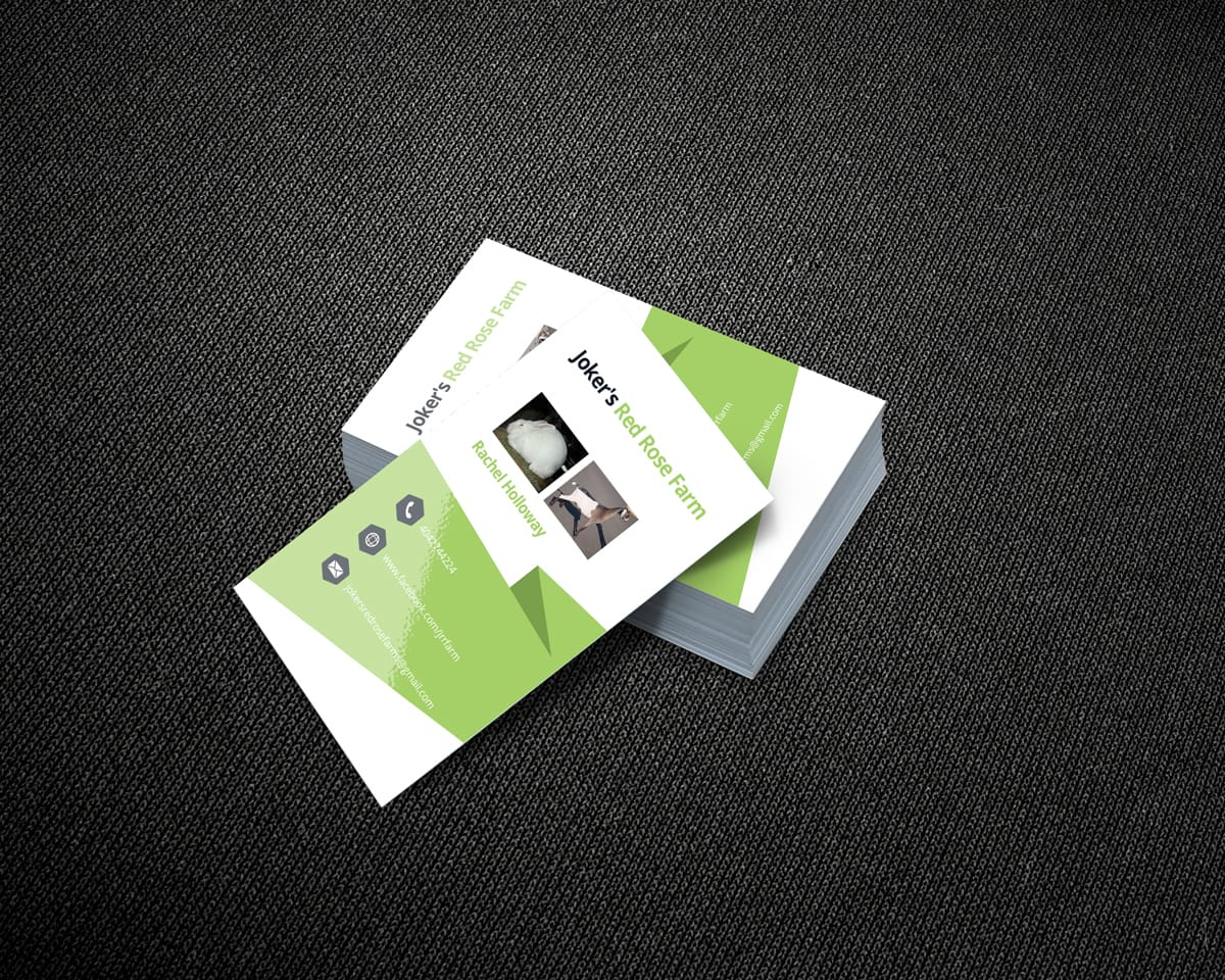 Design 2 mesmerizing business card for you by Nextsparkle