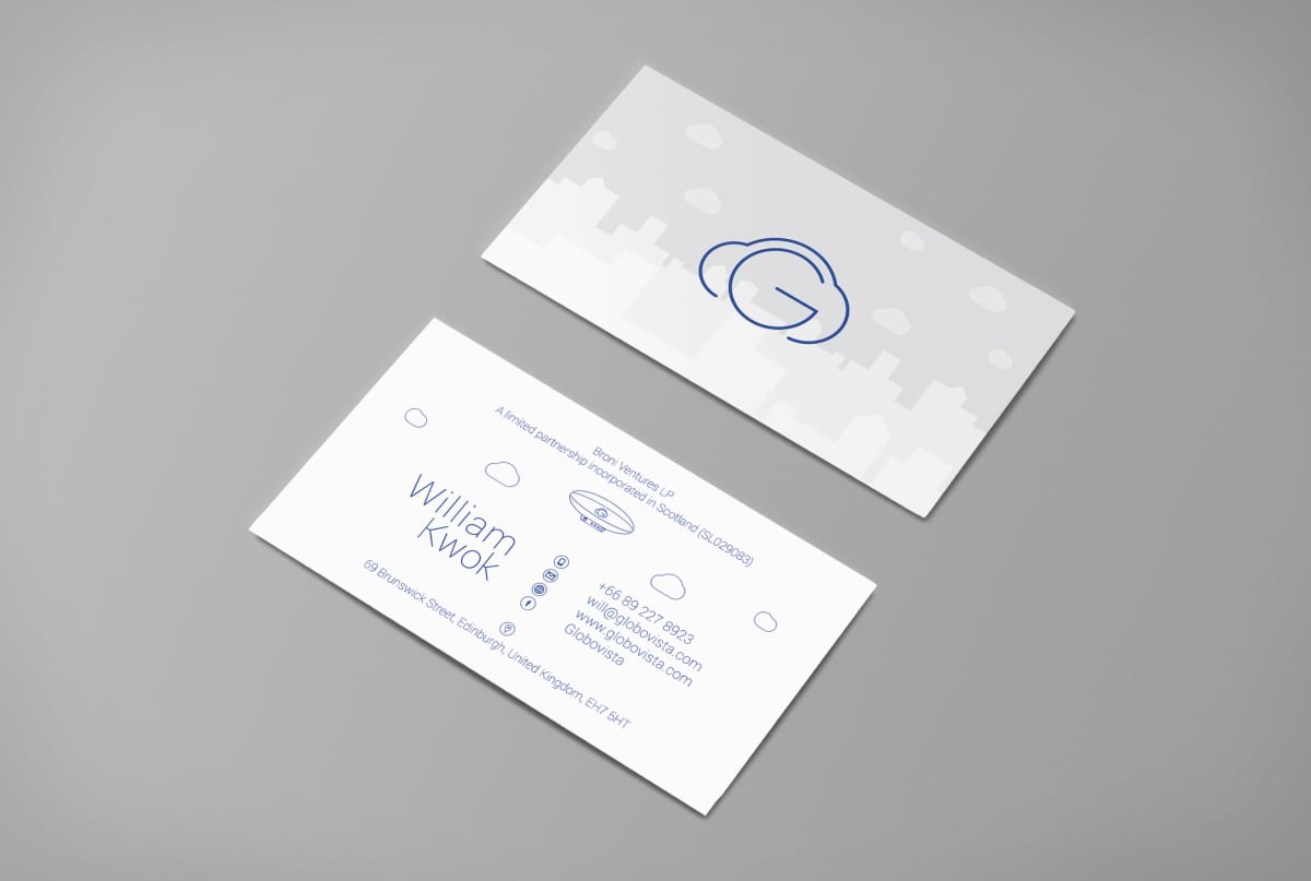 Design 24h two professional business cards by micastudios colourmoves
