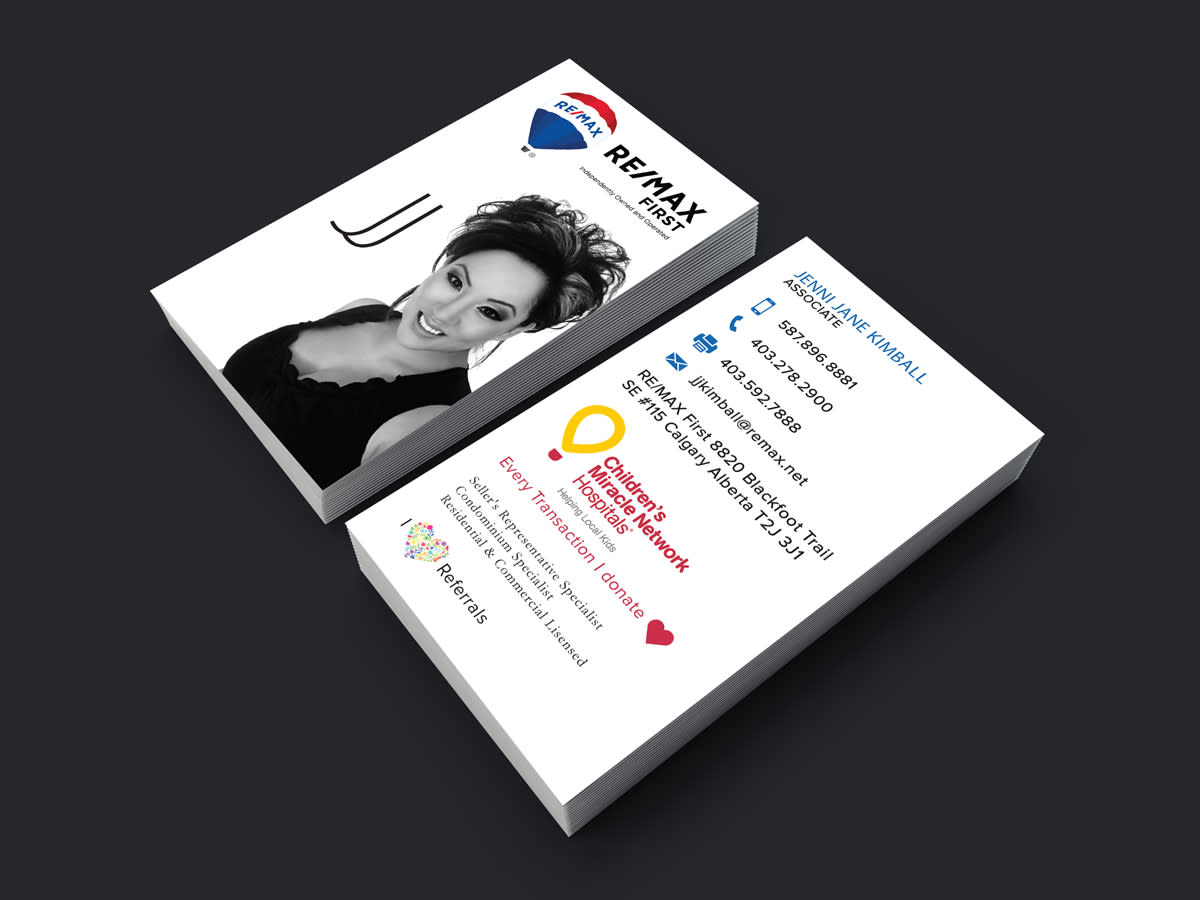 Business card letter head signature logo fiverr reheart Image collections
