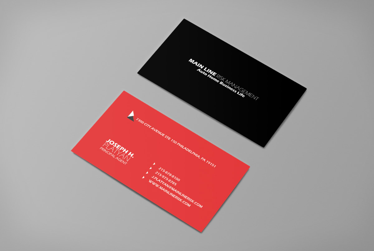 Design 24h multiple business card concepts by Micastudios