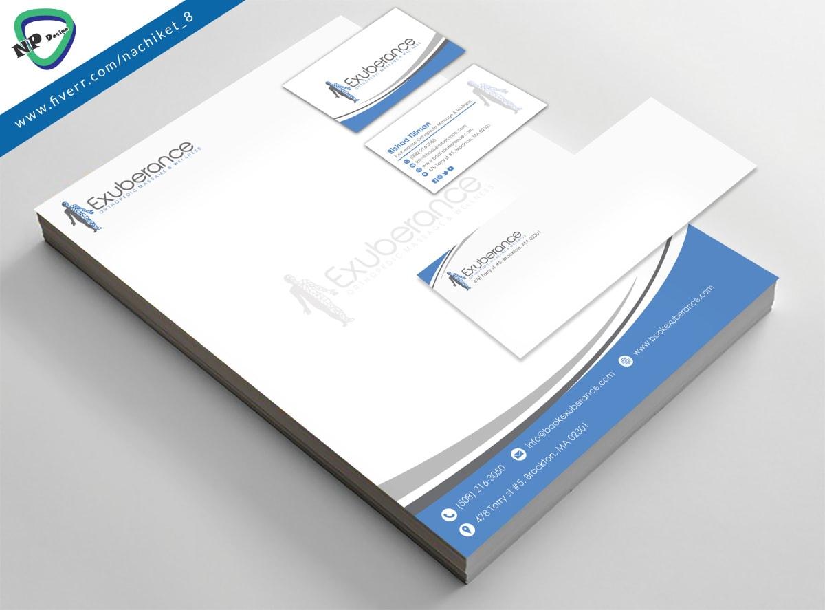 Business card | Fiverr